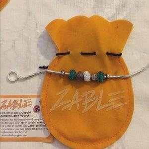 Zable bracelet- never worn